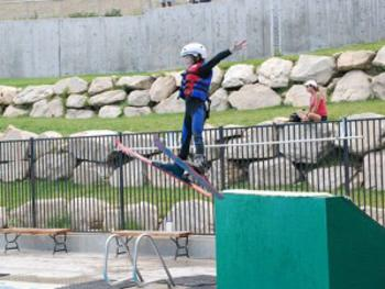 Utah Olympic Park 5-day Camp Ramp