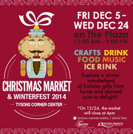 Tysons Christmas Market