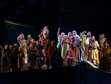 The Hill Cumorah Pageant