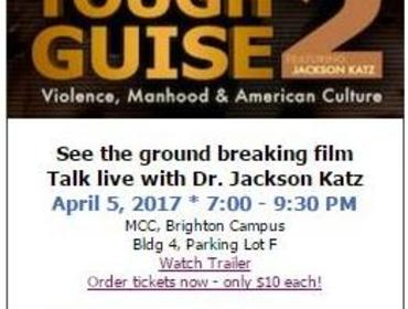 Tough Guise 2 Film Screening