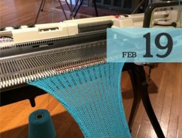 Machine Knitting Introductory Class