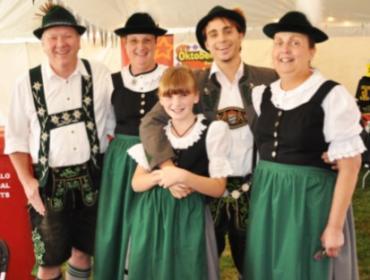 German Heritage Day & Hop Harvest Festival