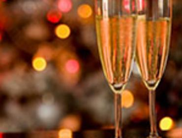 Celebrate the New Year with Sparkling
