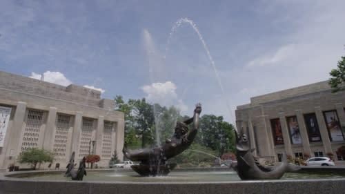 Copy of Showalter Fountain