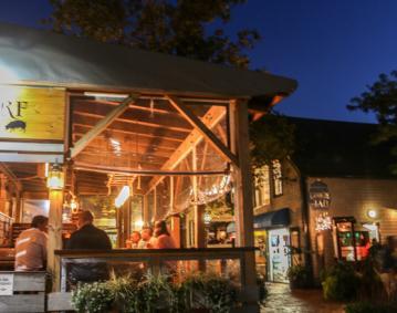 The Wharf Pub & Raw Bar