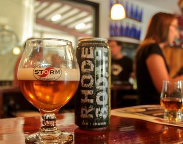 New Beer & Rhode Sodah
