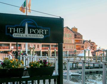 The Port Restaurant
