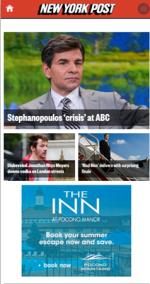 2015 Spring/Summer Online - NYPost - The Inn at Pocono Manor