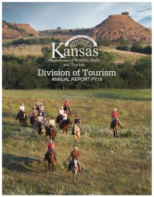 2015 Kansas Tourism Annual Report