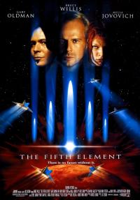 the fifth element PAC movie poster