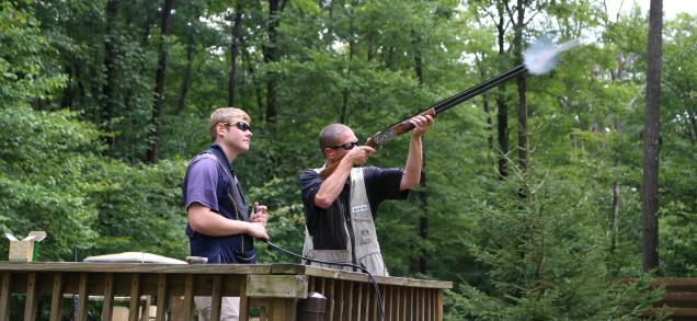 Hunting and Shooting in the Laurel Highlands