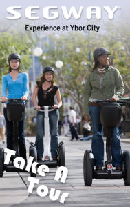 Segway Tours in Ybor City