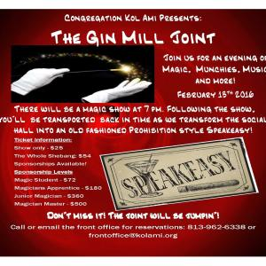 The Gin Mill Joint