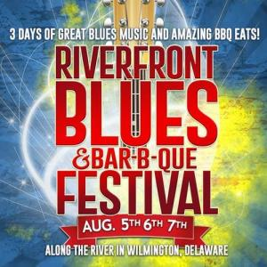 Riverfront Blues & Bar-B-Que Festival