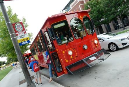 Arlington Trolley