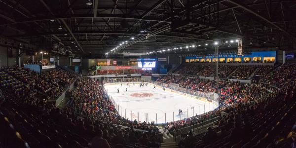 Icehogs Rink