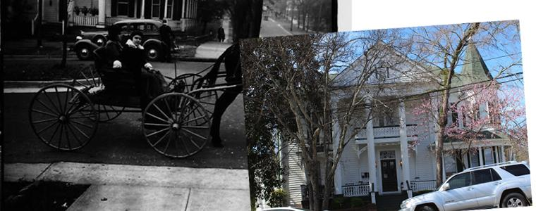 Milledgeville then and now part 2 meet milledgeville Calloway homes