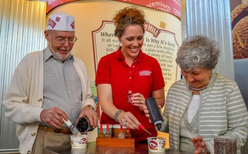 Turkey Hill Experience with Family Hershey Harrisburg Region