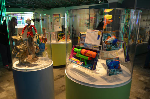 Super Soakers, Puppets and Twister Inducted