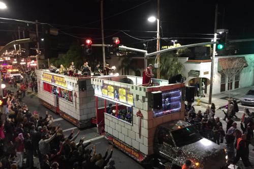 Sant' Yago Knight Parade
