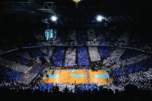 Copy of UNC Men's Basketball at Dean Smith Center by Jeffrey Camarati.jpg