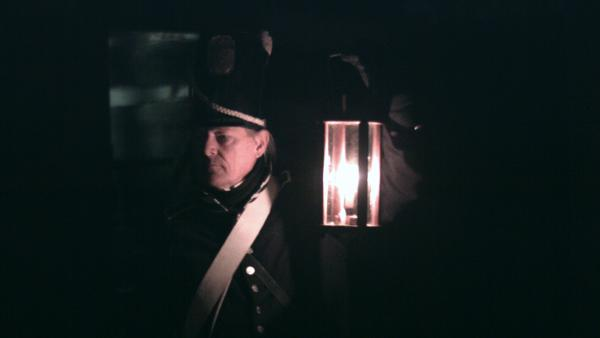 Old Fort Lantern Tours on Fright Night - Fort Wayne