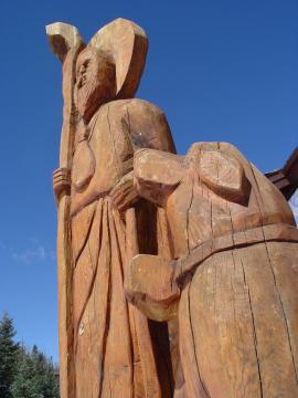 Ski Valley Sculpture