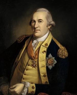 Baron Friedrich Von Steuben