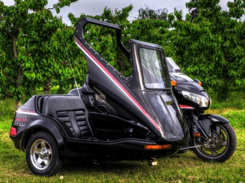 Custom Sidecar Tours
