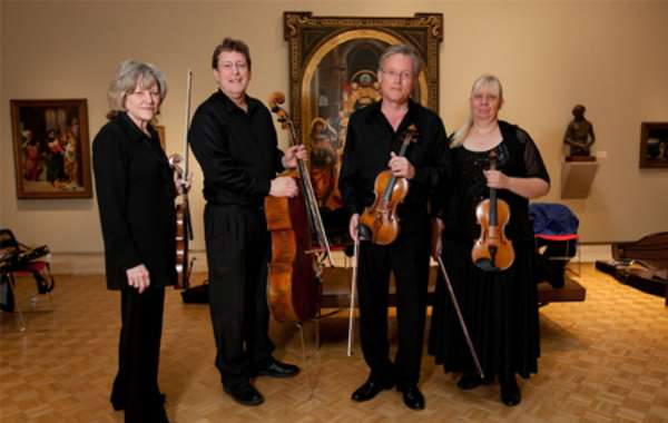 Sunday Afternoon Live - Pro Arte Quartet