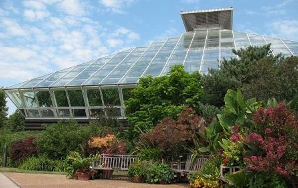 Olbrich Botanical Gardens: Bolz Conservatory Exhibit -- Integrated Pest Management