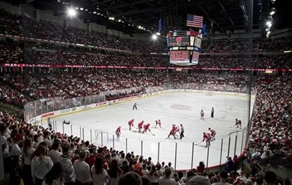 UW Men's Hockey vs. Michigan State University