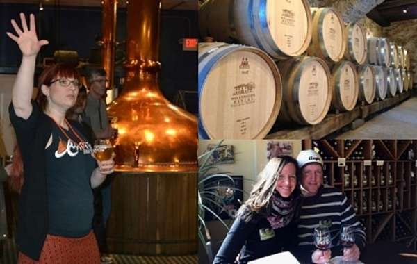 Brewers and Vintners Bus Tour