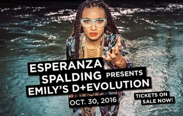 Esperanza Spalding Presents: Emily's D+Evolution