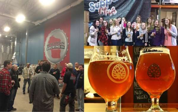 Happy Hour Brewery Bus Tour
