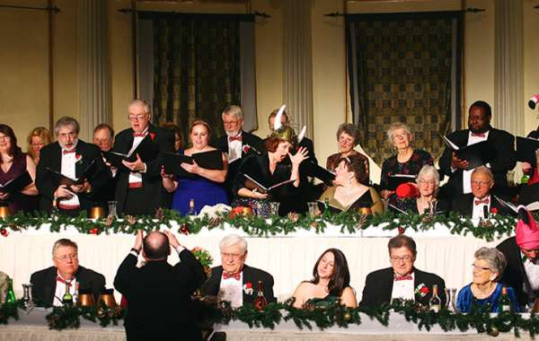 83rd Tudor Holiday Dinner Concerts