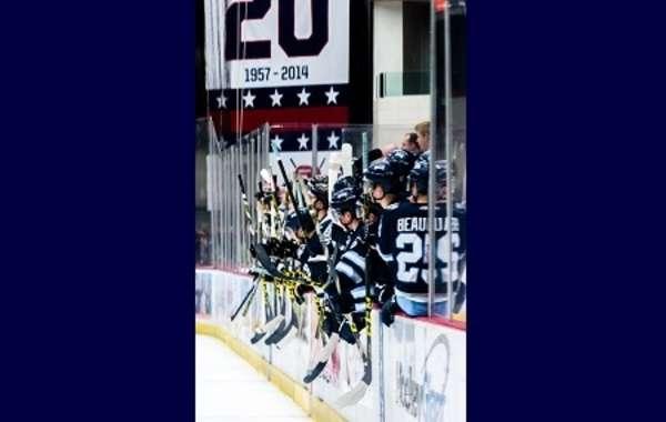 USHL Madison Capitols vs. Muskegon Lumberjacks