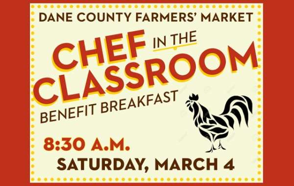 Chef in the Classroom Benefit Breakfast