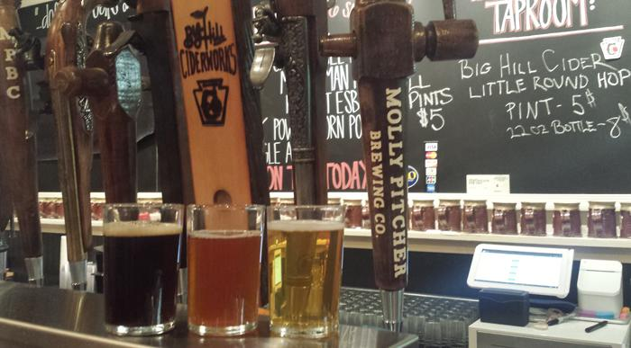 Molly Pitcher Brewing-700