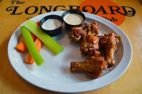 Longboard's Famous Jerk Chicken