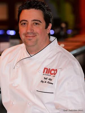 Chef Todd Allen