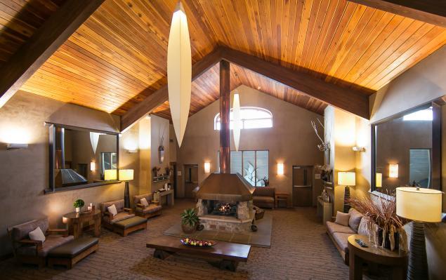 Woodlands Spa, Nemacolin Woodlands Resort