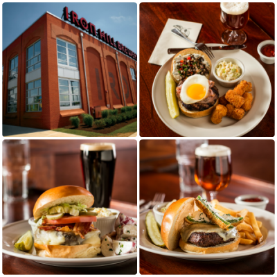 Iron Hill Burger Month