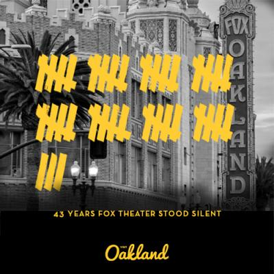 Fox Theater Numbers