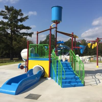 Sandy Beach Kids Splash Zone