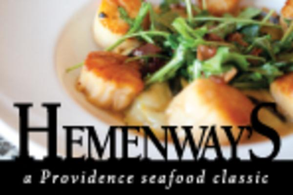 Hemenway's Seafood Grill & Oyster Bar