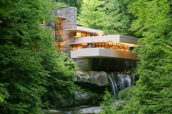 Laurel Highlands Pa Frank Lloyd Wright Fallingwater Tours