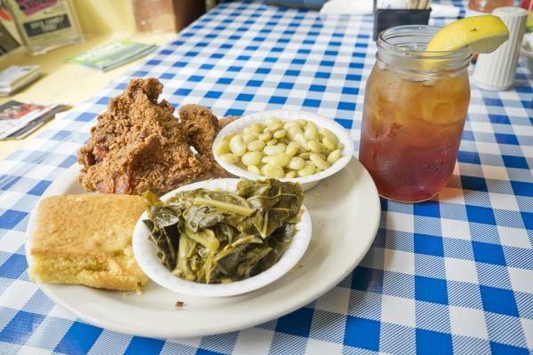 Soul Food at H&H