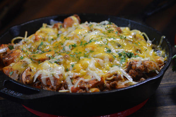 Crawfish Casserole