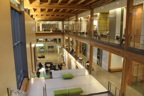 Grand Opening of the Newly Renovated EMU at University of Oregon